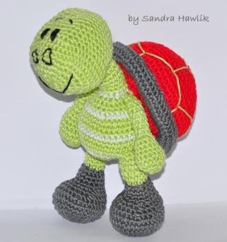 Schildkröte Häkelanleitung Kostenlos Deutsch Luftmaschen Häkeln Netz