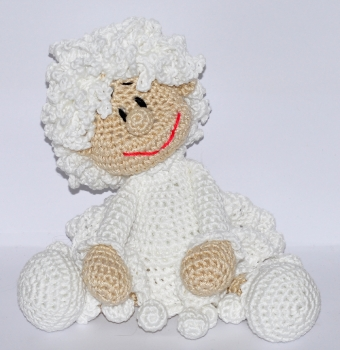 Crochet Patterns English : ... crochet pattern, amigurumi - snowflake - pdf, English or German