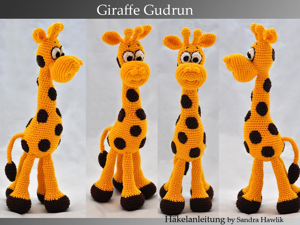 Giraffe Häkeln My Blog