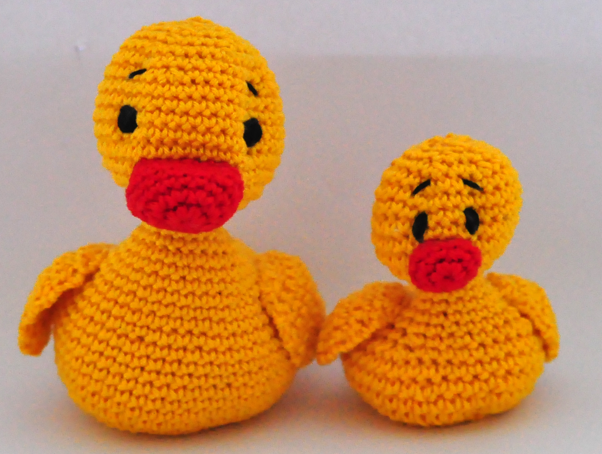 Cute crochet for Easter - little amigurumi duck - FREE PATTERN ... | 1488x1974