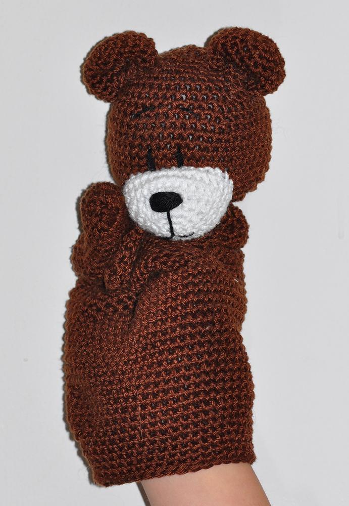 Teddy häkeln im Amigurumi-Stil - kostenlose Anleitung - Talu.de | 691x1000