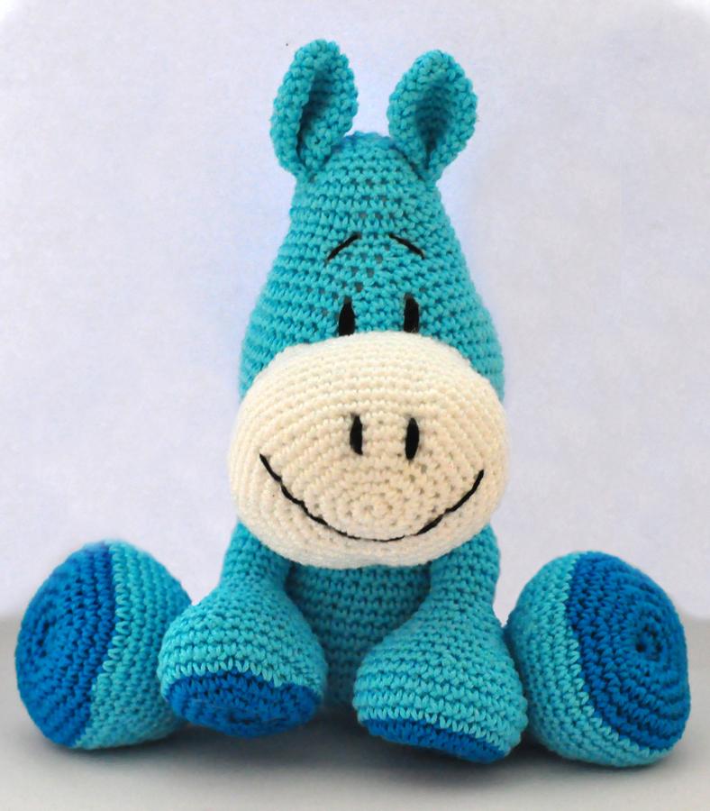 Crochet Hippo Trio Amigurumi Free Patterns - DIY Magazine | 900x788
