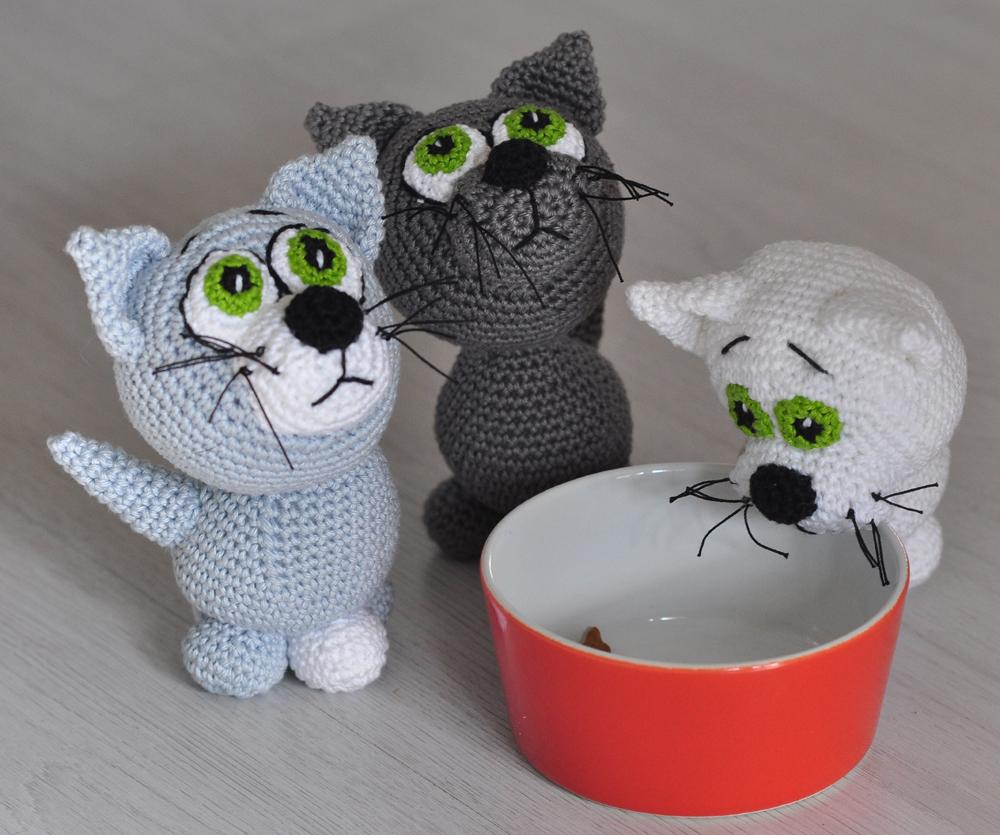 PATTERN: Kaylie the Kitten - Crochet cat pattern - amigurumi cat ... | 835x1000