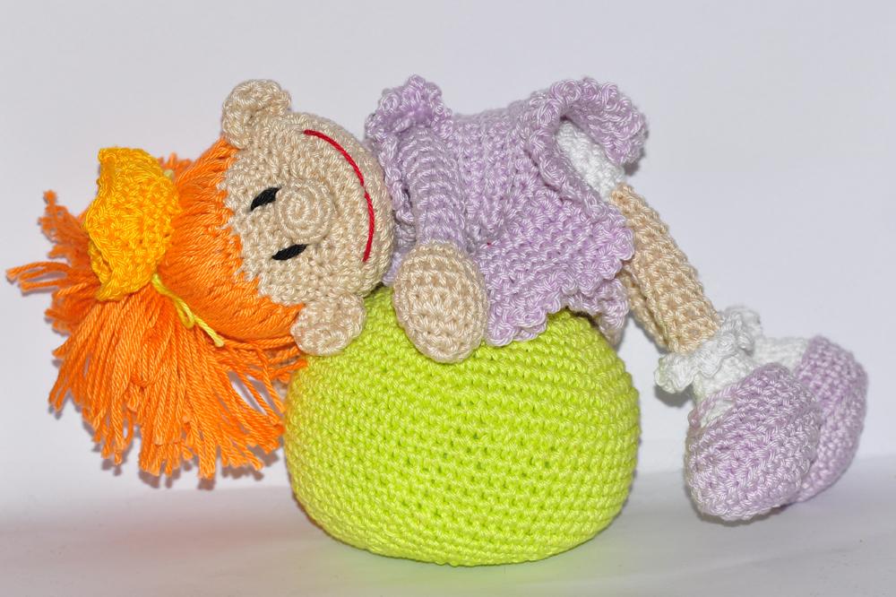 Amigurumi princess doll - vol 2 | Crochet dolls | lilleliis | 666x1000