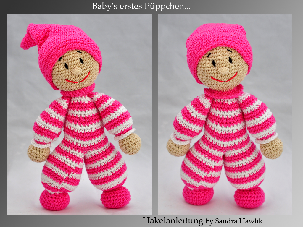 Kunterbunte Häkeltiere Häkelanleitung Diy Püppchen Ebook Pdf