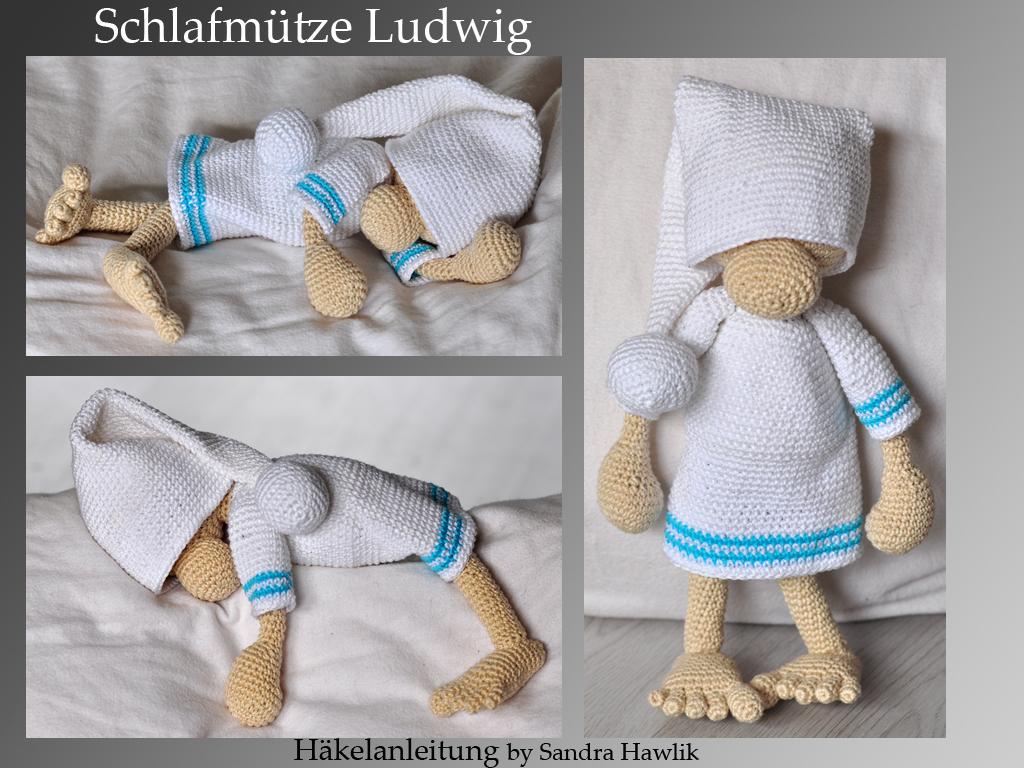 Kunterbunte Häkeltiere - - Häkelanleitung, DIY - Schlafmütze - Ebook ...
