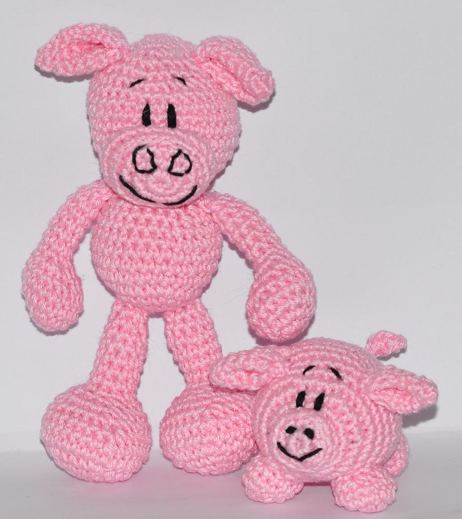 Free Crochet Patterns – Yr Of The Pig – Crochet – DIY Decors   1011x900