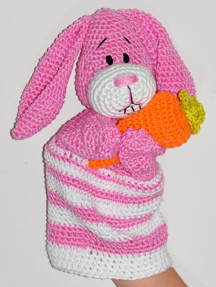 Woohooo, the Pretty Bunny Amigurumi... - Amigurumi Today - Free ... | 915x688