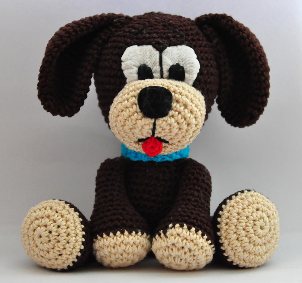 Amigurumi Hund häkeln – kostenlose Anleitung auf Deutsch In dieser ... | 935x1000