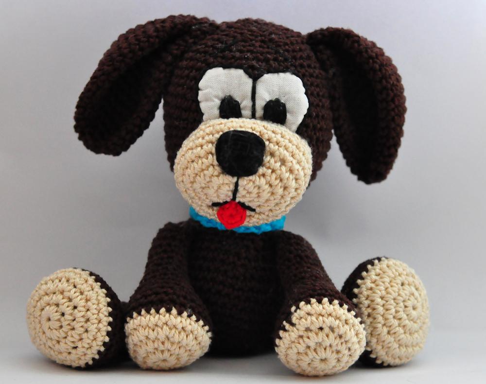 Amigurumi sweet dog pattern | Amiguroom Toys | 790x1000